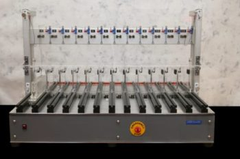 Fraction Collector With 12 Independent Parallel Racks