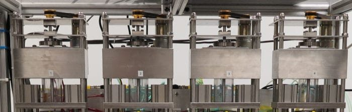 High Pressure Parallel Reaction System