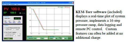 Precision Vacuum Regulator
