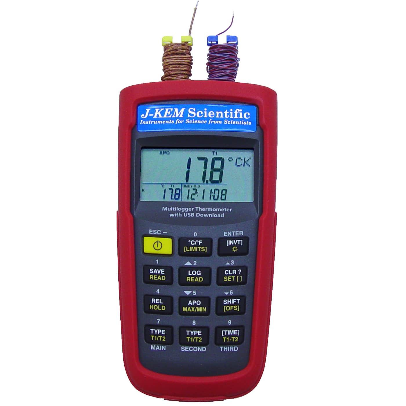 Handheld Meter & Data Logger