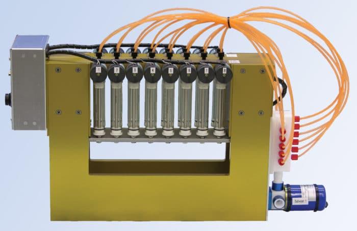 Multi-position Syringe Pumps