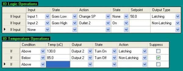 Input/output Option